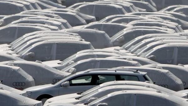 Audi importaciones exportaciones