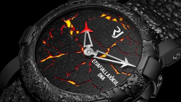 Eyjafjallajökull-DNA Burnt Lava