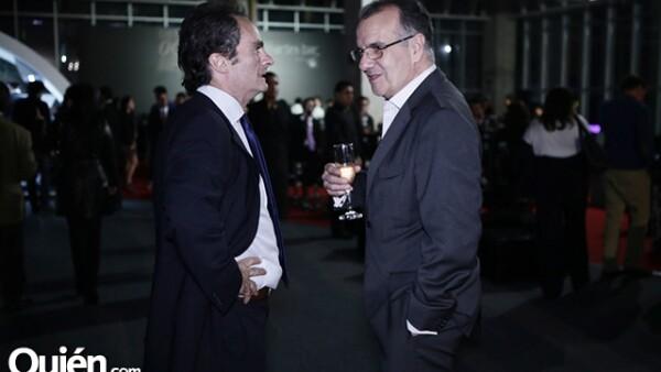 Alejandro Nasta y George González