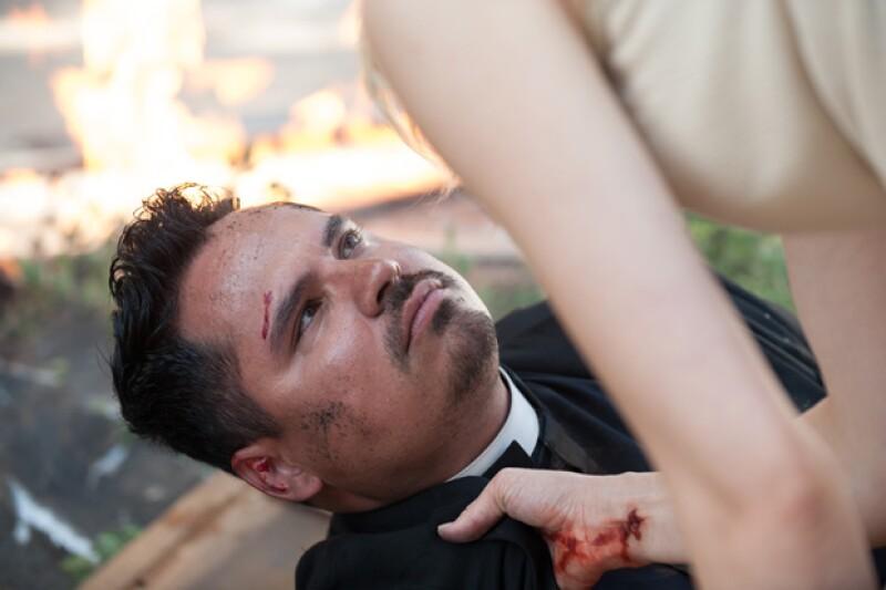 Michael Peña es un sacerdote que se verá involucrado en un complicado exorcismo.