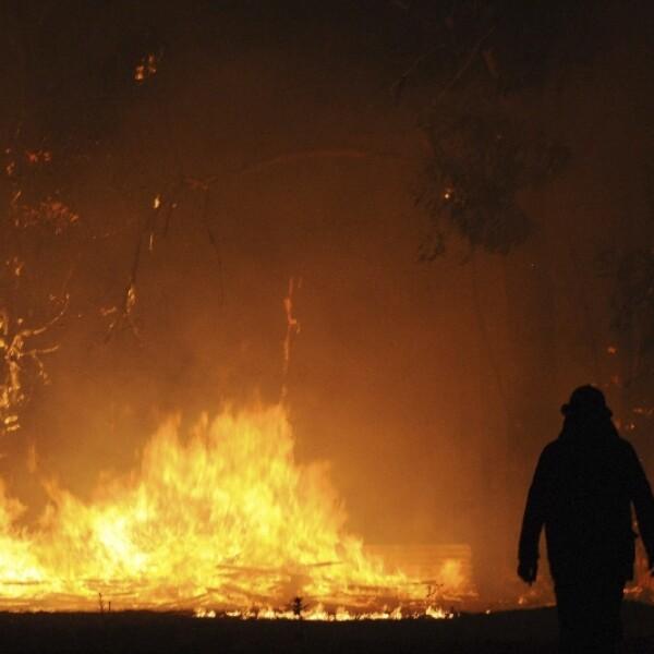 incendios en australia enero 2013 LG EFE