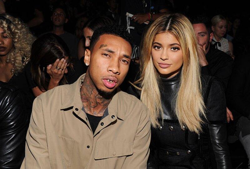 Fue en el show de Alexander Wang donde la menor de las Kardashian-Jenner dejó a todos con la boca abierta con un outfit en total black.