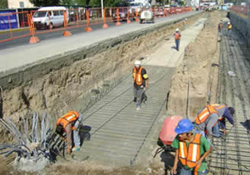 El recorte de Hacienda afectará a la construcción. (Foto: Cortesía GC&A)