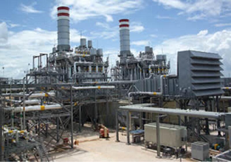 Central Termoeléctrica Felipe Carrillo Puerto, Valladolid, Yuc. (Foto: Cortesía CFE)