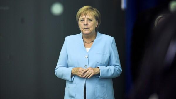 Economía Alemania Merkel