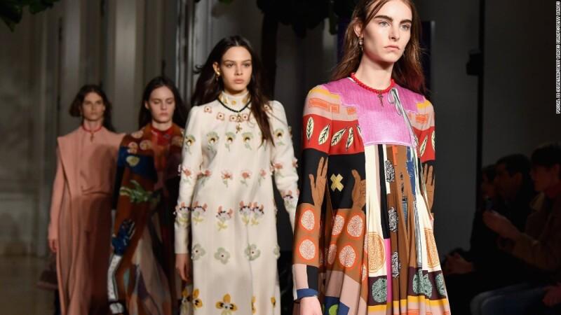 La moda modesta en las pasarelas