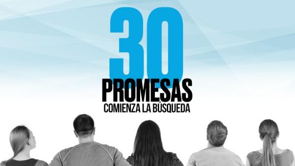 30 Promesas 2018