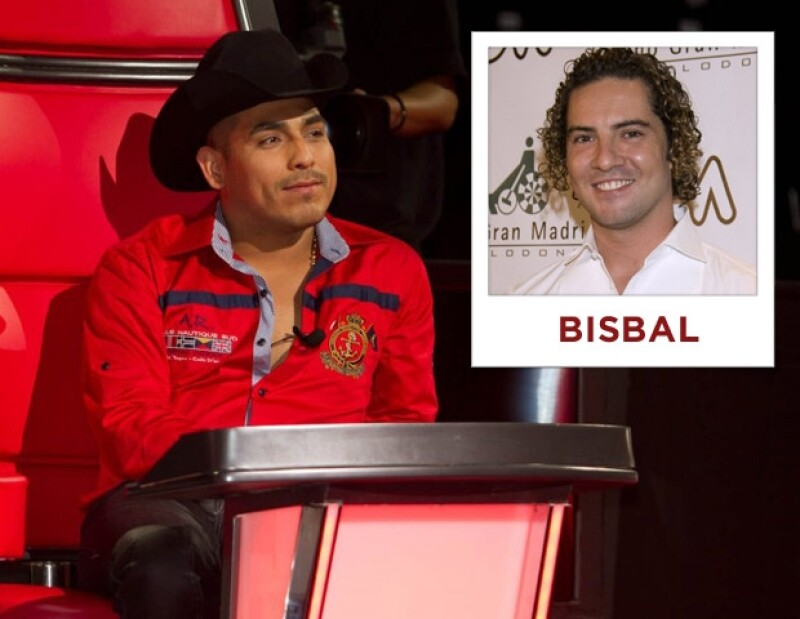 Espinoza Paz hará mancuerna con David Bisbal.