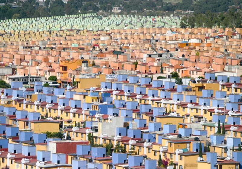 vivienda mancha urbana