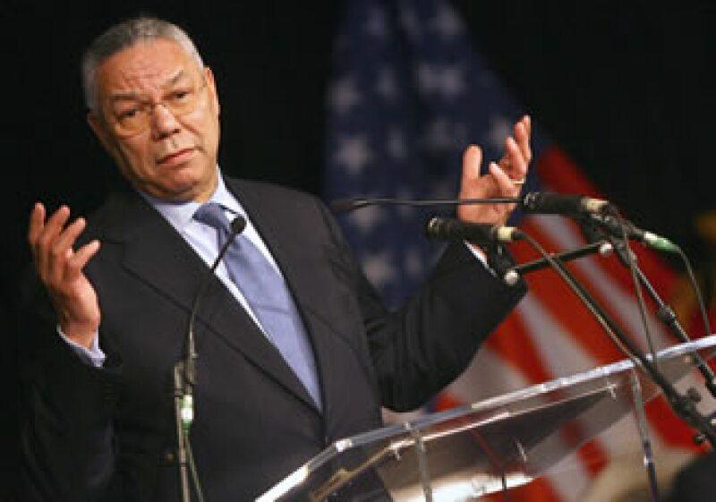 Colin Powell reconoció que en las elecciones de 2008 creyó más en el discurso de Obama que el de su copartidario John McCain. (Foto: AP)