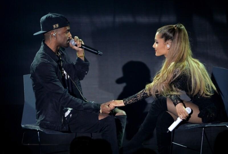 Big Sean y Ariana Grande han compartido el escenario en diferentes ocasiones.