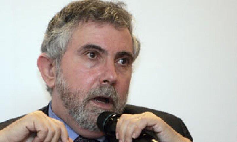 El premio Noble de Economía 2008, Paul Krugman, reconoció los avances de México en desarrollo social.  (Foto: AP)