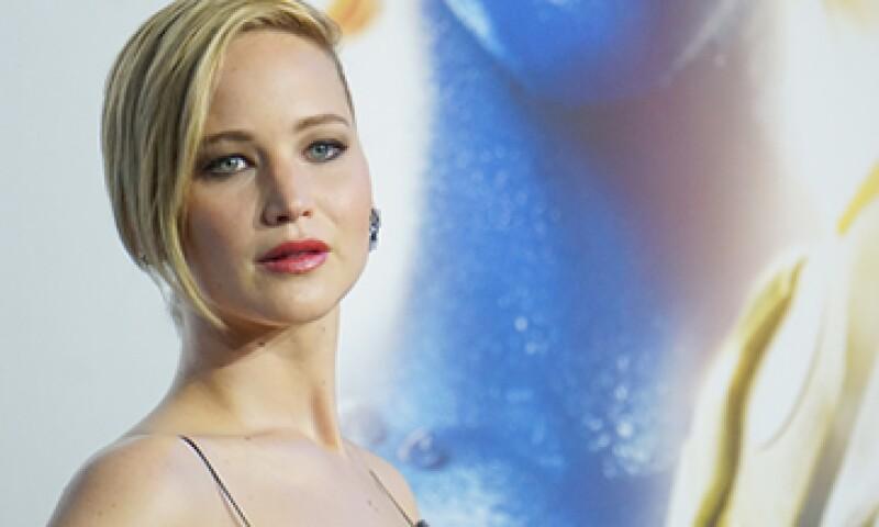 Jennifer Lawrence también ha aparecido en otras películas como X-men. (Foto: Getty Images)