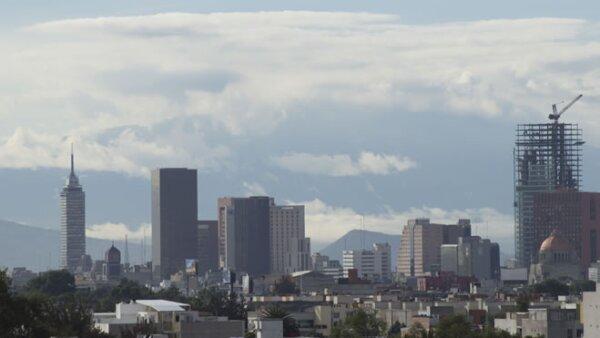 Ciudad de méxico panoramica