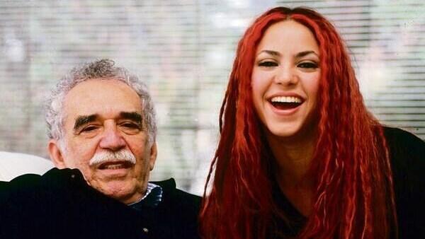Gabriel García Márquez y Shakira