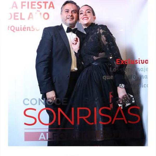 Enrique Rubio y Maria Escrivá