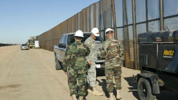 muro frontera norte