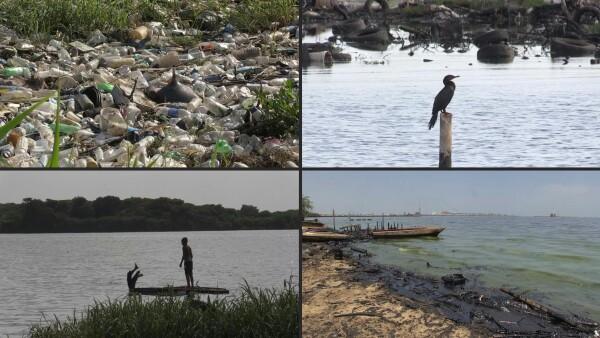 El Lago de Maracaibo sufre un constante derrame de crudo