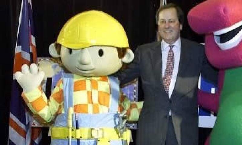 HIT Entertainment es dueño de Thomas & Friends y Bob el Constructor. (Foto: AP)