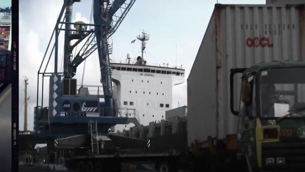 El puerto de Lázaro Cárdenas, Michoacán, está dentro de una de las Zonas Económicas Especiales que avaló el Congreso de la Unión.