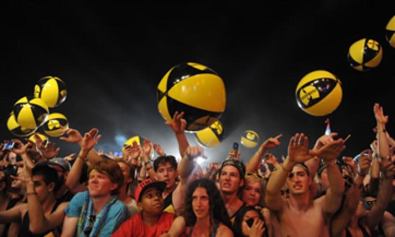 Las 150,00 entradas para el Festival Coachella 2013 se agotaron en 20 minutos. (Foto: AP)