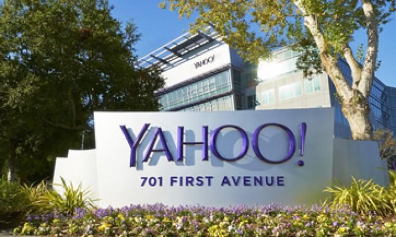 Yahoo ha sido blanco de escrutinio por parte de sus inversionistas. (Foto: Yahoo!/Cortesía)