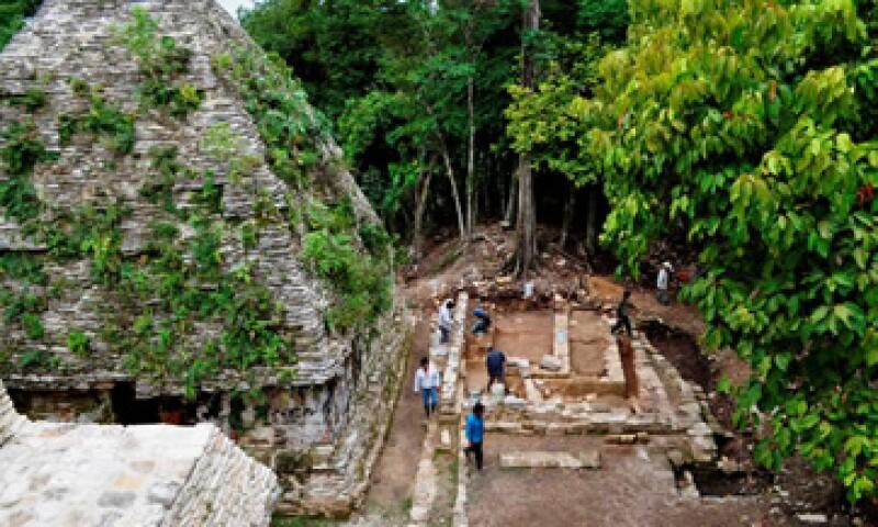 La federación y Yucatán, Quintana Roo, Campeche, Chiapas y Tabasco trabajan de manera conjunta para promover el sureste del país. (Foto: Notimex)