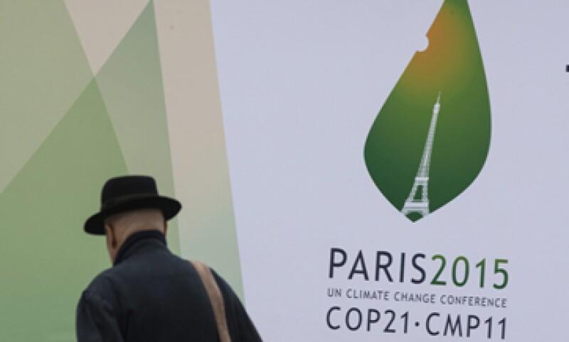 La Conferencia sobre el Cambio Climático se realizará en París (Foto: Reuters/Archivo)
