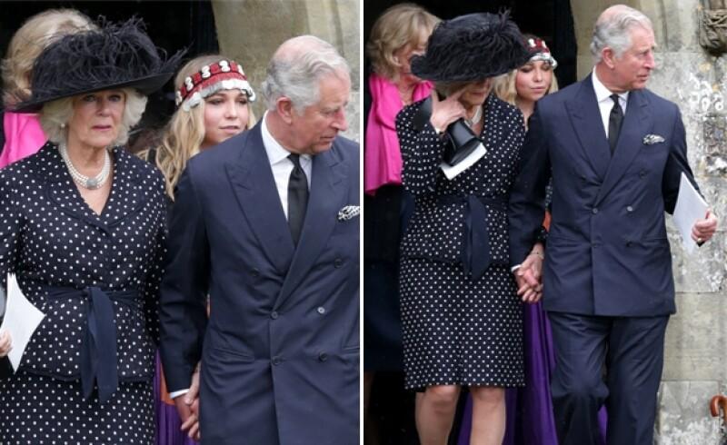 El cuñado del Príncipe murió luego del golpe que sufrió tras una caída en un hotel de Nueva York.