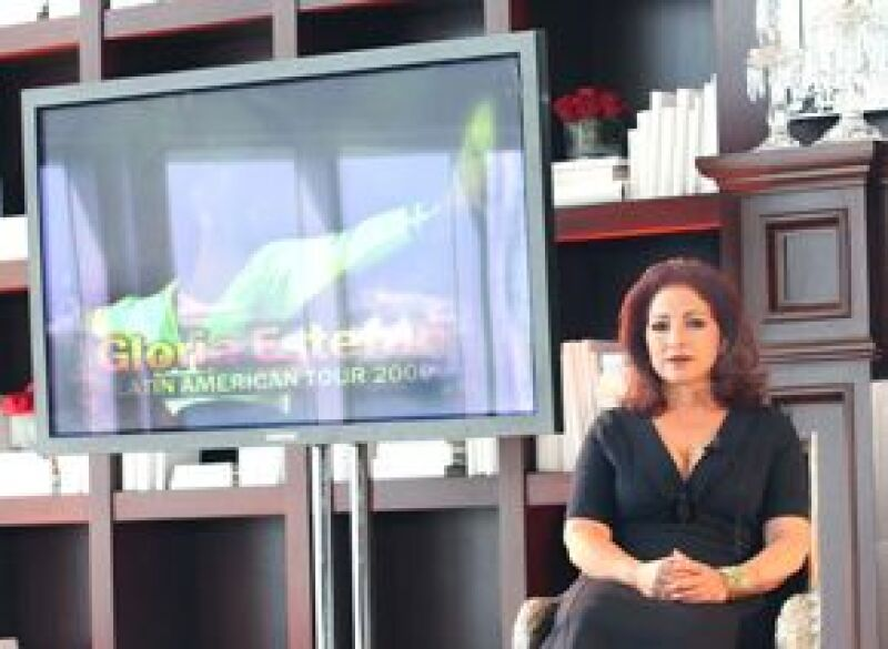 La cantante incluirá en su tour dos temas que le cantan a la libertad de Cuba; también informó que una segunda parte de su espectáculo incluirá México.