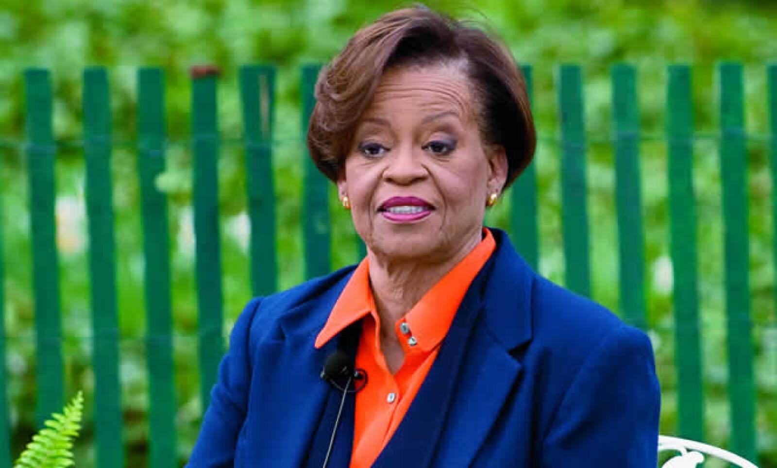 Marian Robinson, la madre de Michelle, se ha ganado a pulso un lugar privilegiado en la Casa Blanca. Sobre ella ha recaído el cuidado diario de sus nietas Malia y Sasha.