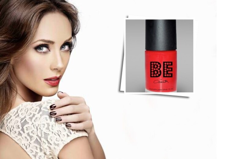 La cantante y actriz está feliz de lanzar su última línea de productos. Ahora la novia de Manuel Velasco presenta su marca BE.