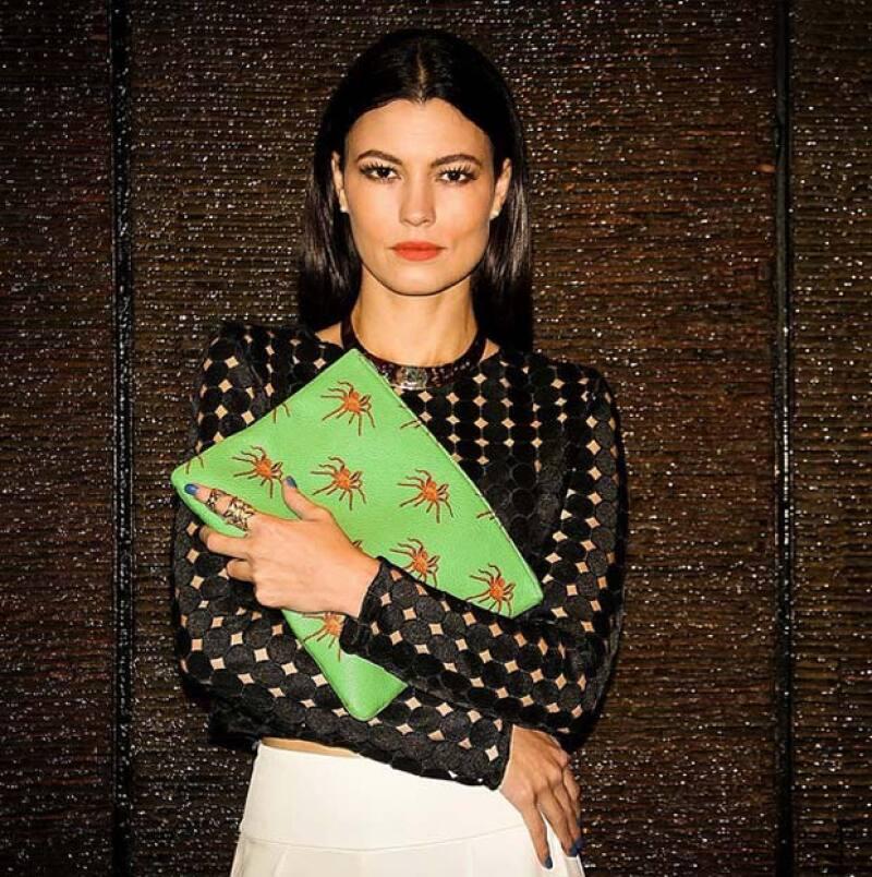 Natália Subtil es originaria de Río de Janeiro y tiene 28 años.