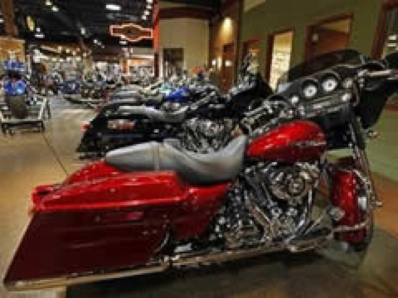 El fabricante de motos recortará hasta 400 empleados.  (Foto: AP)