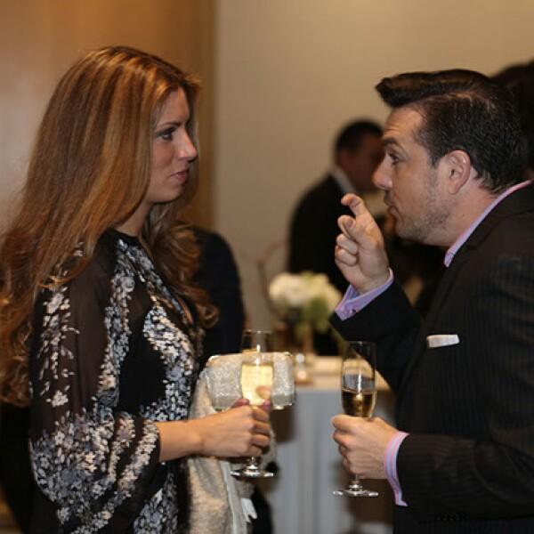 Erika Orezza,Charlie Rubio