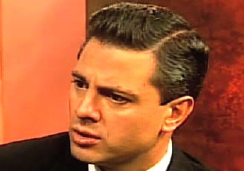 El gobernador aclara su postura crítica sobre la reforma política. (Foto: Especial)