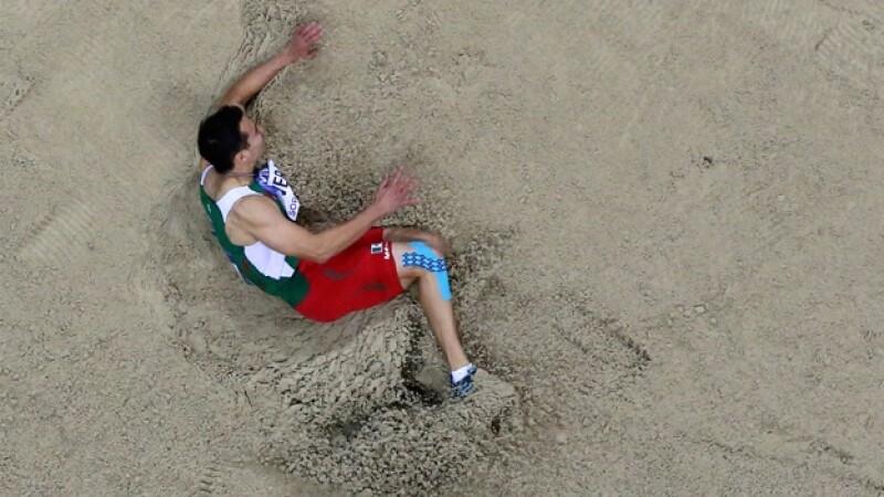 Luis Rivera Mundial atletismo Polonia