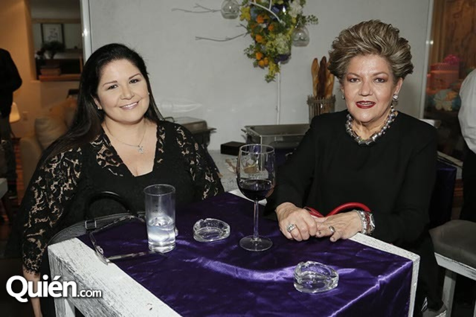 Diana Paredes y Beatriz Sigler
