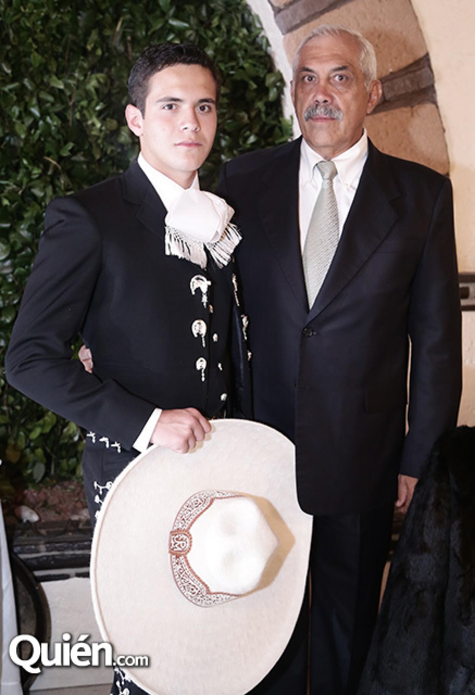 Pedro y Mario Moreno