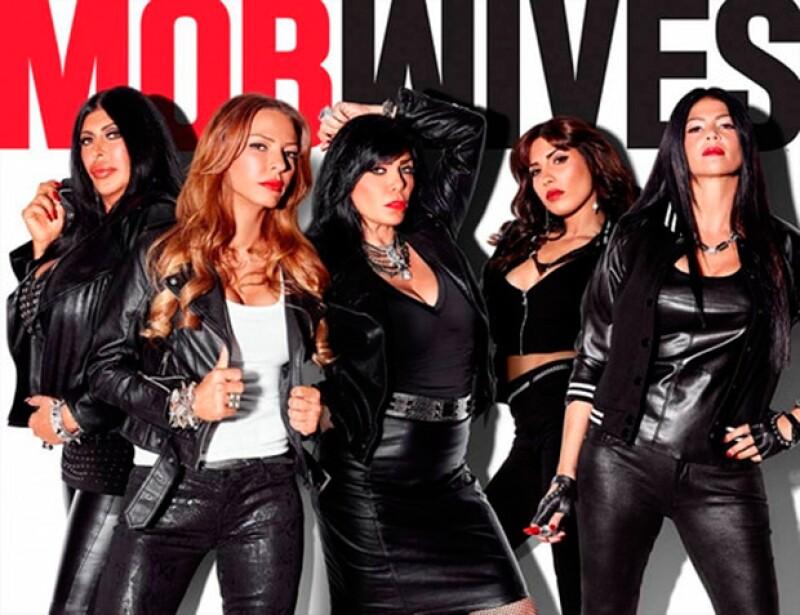 Big Ang es recordada por el reality Mob Wives.
