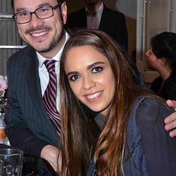 Daniela Amezcua y Edmond Grieger