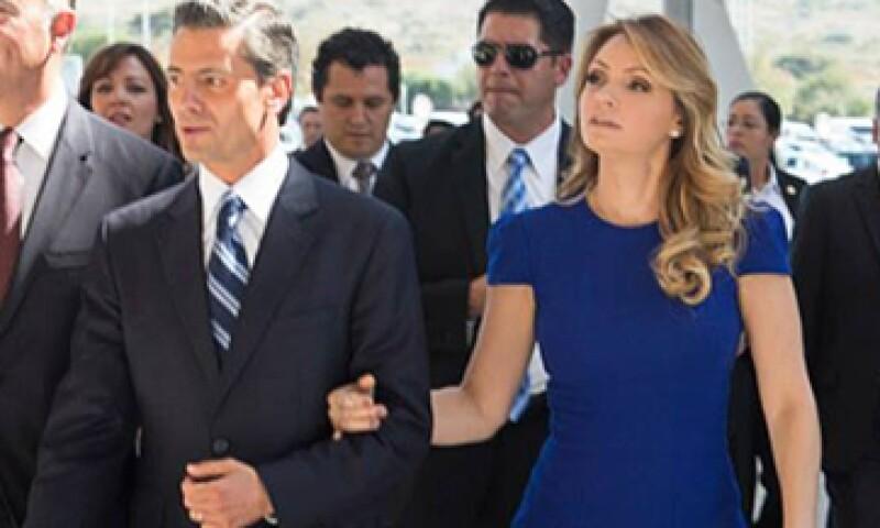Presidencia señala que la primera dama cuenta con recursos suficientes para adquirir una propiedad de 7 mdd. (Foto: tomada de www.presidencia.gob.mx )