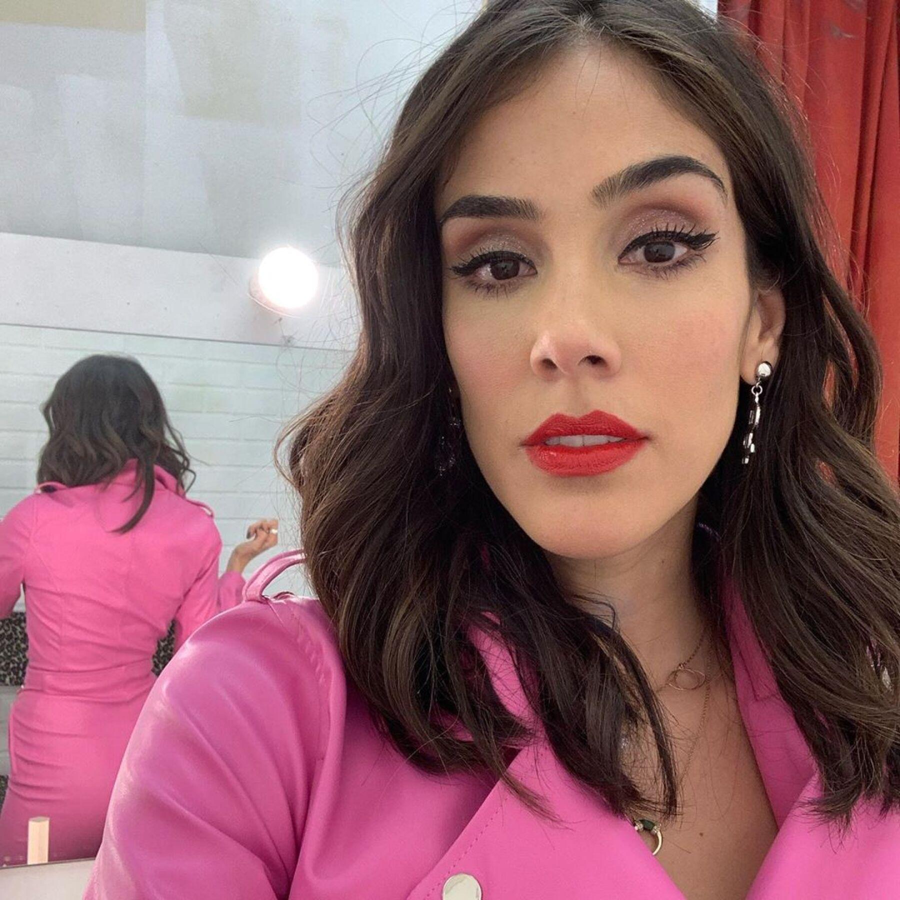 Sandra Echeverría.