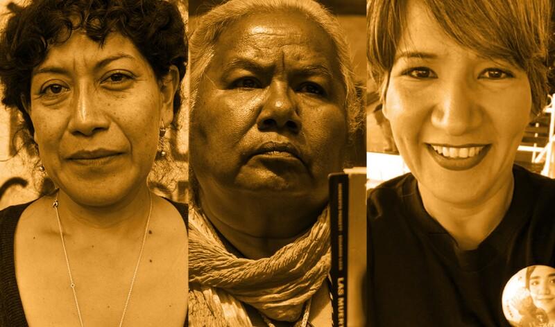 Madres activistas