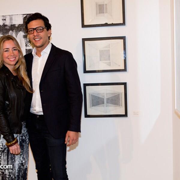 Alessia Rotati y Sergio Moreno