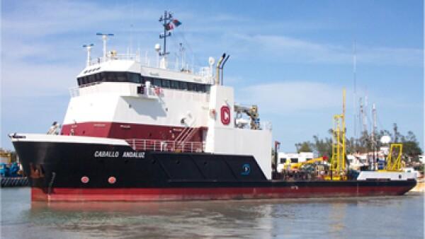 El conciliador aprobó la renta de las embarcaciones para que Oceanografía pueda afrontar sus obligaciones. (Foto: Tomada de oceanografia.com.mx )