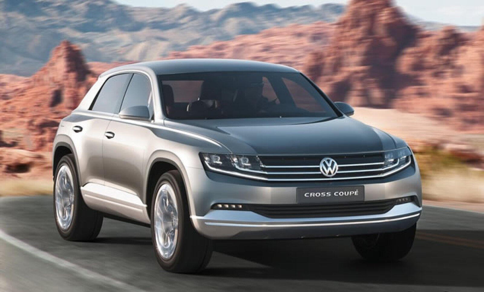 Con 4,345 mm el vehículo es más extenso que el Golf pero más corto que un Tiguan.