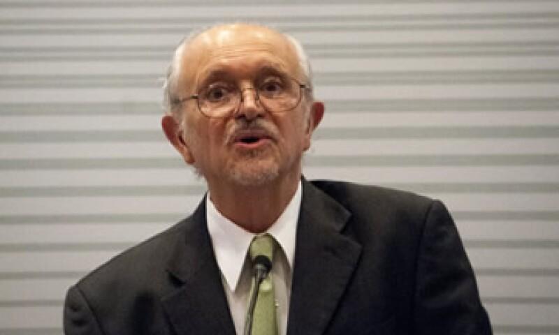 Mario Molina ganó el Premio Nobel en 1995. (Foto: Cuartoscuro)