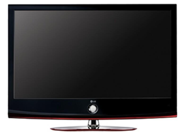 LG acaba de presentar en México su pantalla ultradelgada Scarlet 2.0. (Foto: Cortesía LG)
