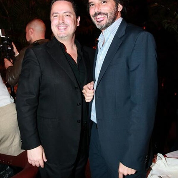 Ricardo Barroso e Nacho Cobo